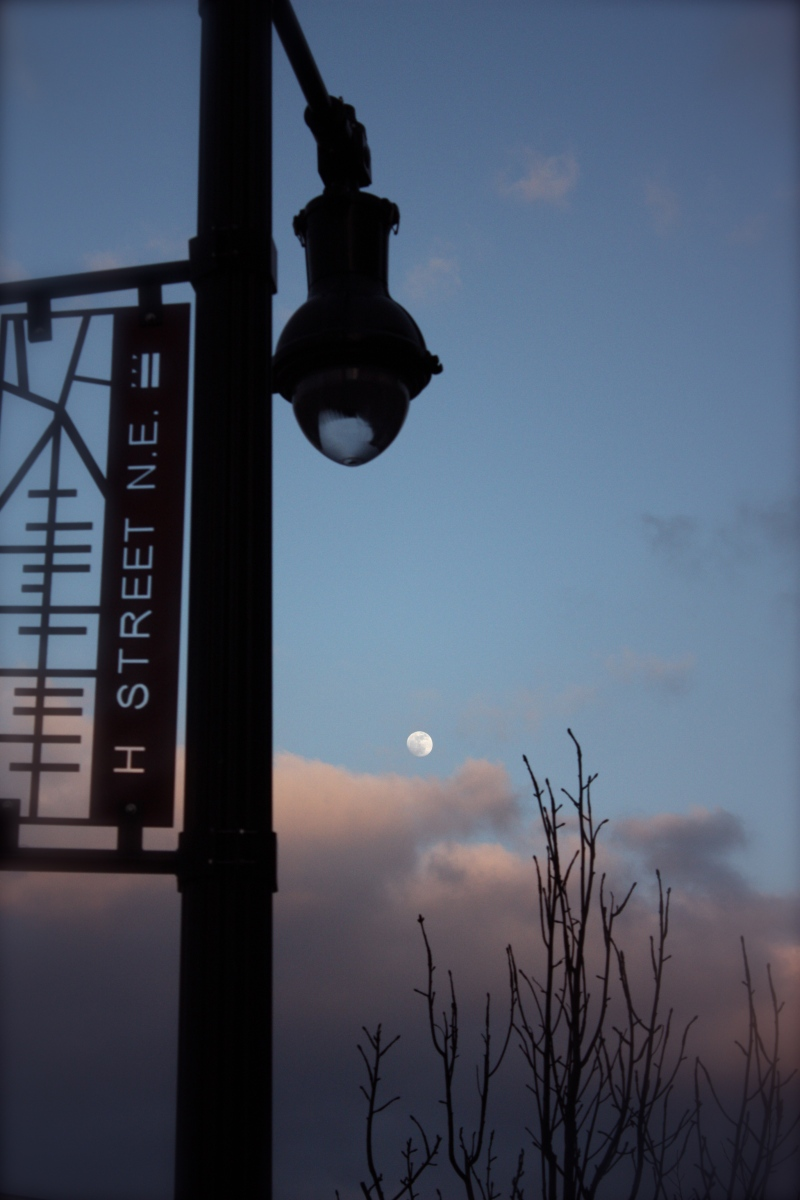 Lamp, Moon
